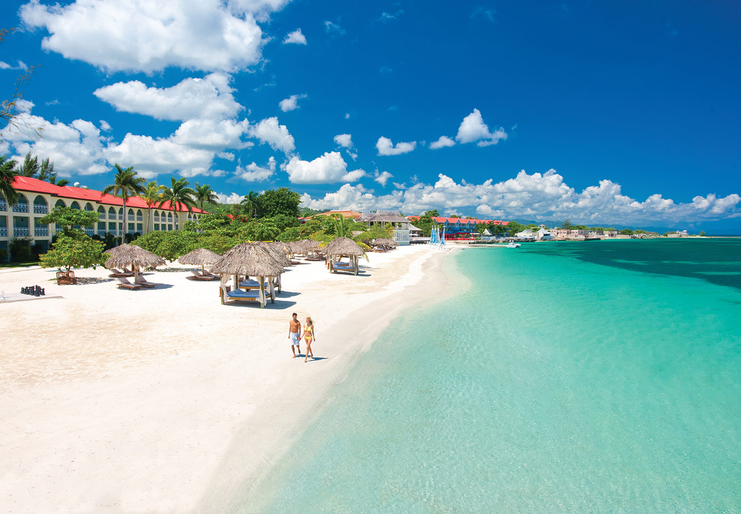 Sandals Jamaica All Inclusive Resort Amp Luxury Beach