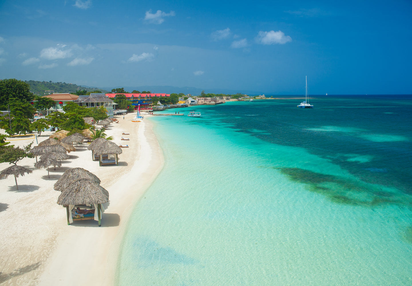Montego Bay All Inclusive Jamaican Resort Vacation