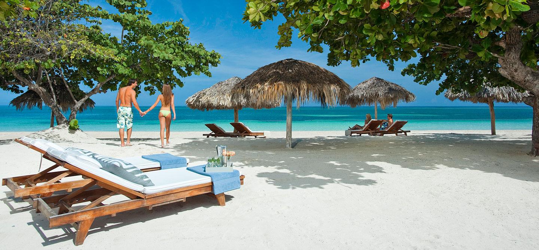 Sandals Montego Bay Luxury Resort In Jamaica