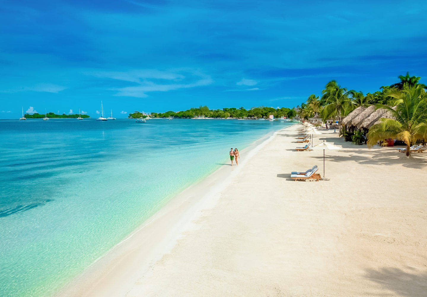 All Inclusive Negril Jamaica Beach Amp Vacation Resort