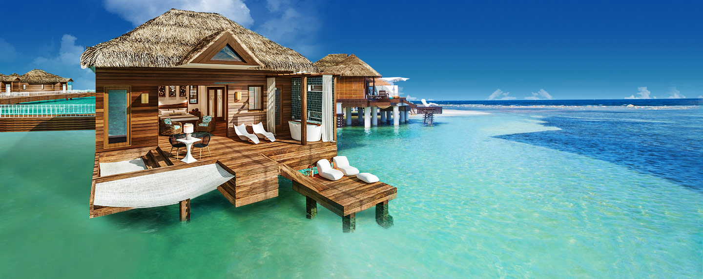Sandals South Coast Luxury Resort In Whitehouse Jamaica