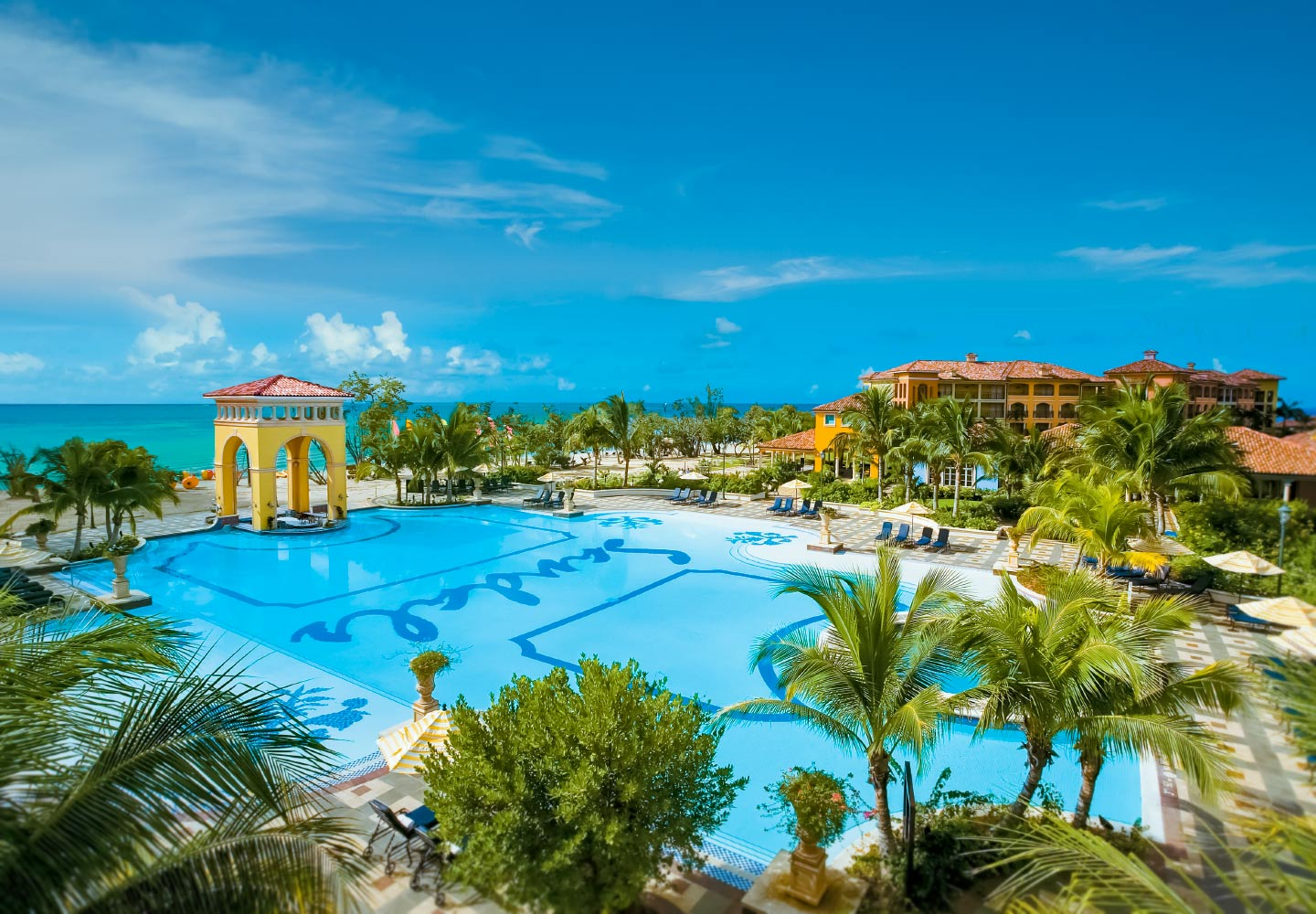 Whitehouse luxury hotel in jamaica book an all inclusive for All inclusive luxury beach resorts