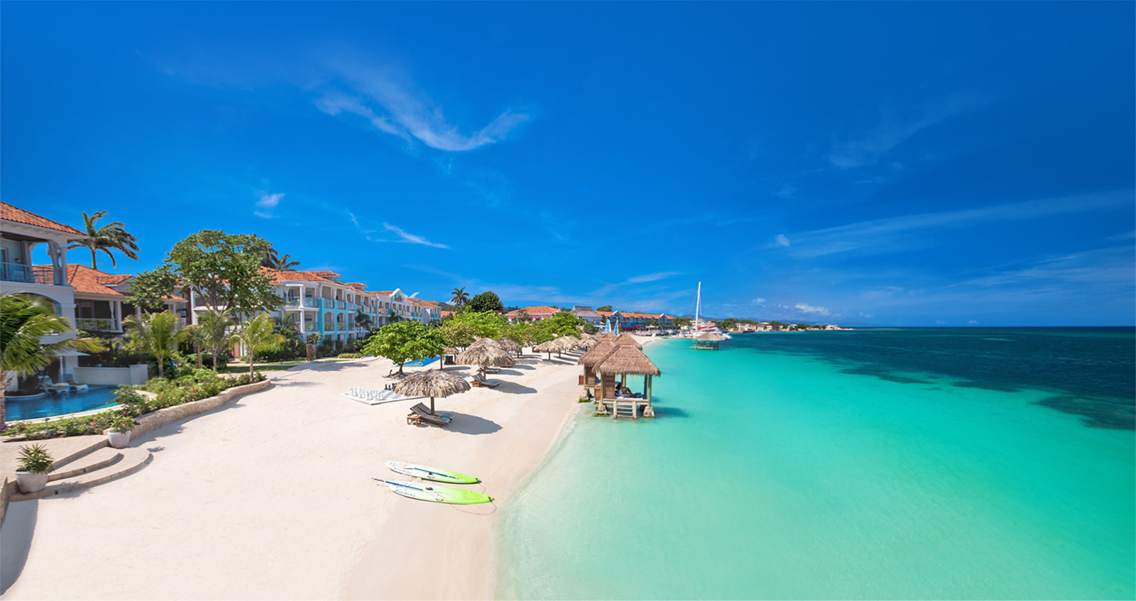 About Sandals Caribbean Resorts  Vacations  Sandals