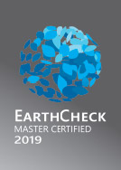 Earth check master certified
