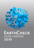 Earth check silver certified