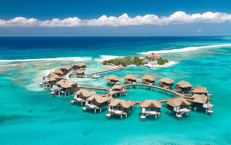3085c7674313 Spectacular Over-The-Water Villas - Sandals Royal Caribbean