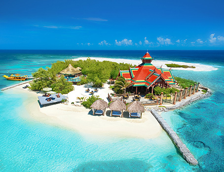 Sandals Resorts With Private Offs
