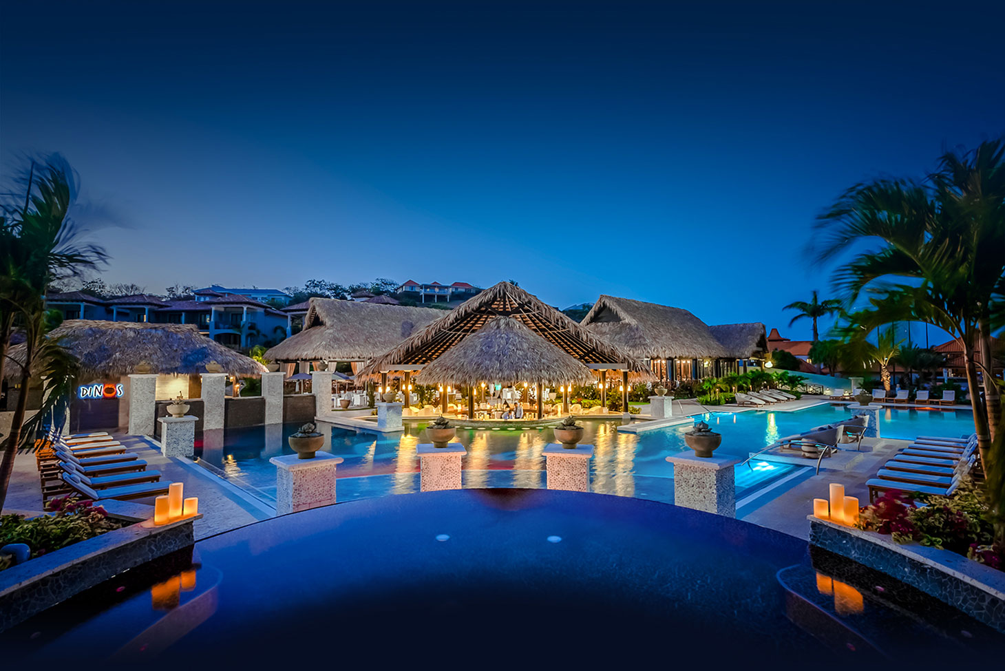 Signature Pools At Sandals Luxury Included Resorts