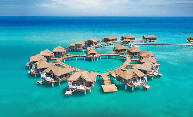 Sandals Luxury Suite Collection