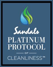 Sandals Platinum Protocols