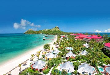 Grande St Lucian