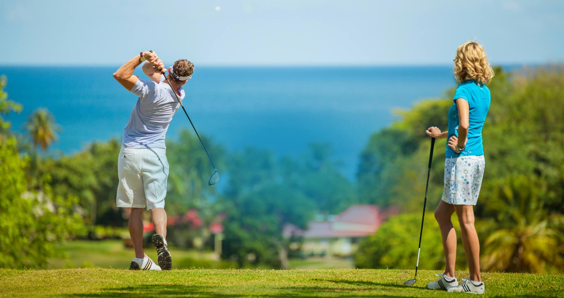 Caribbean Golf Courses at Sandals Resorts | Sandals