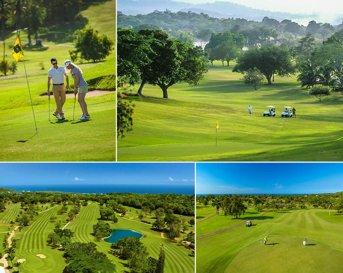 Sandals golf & country club, Jamaica