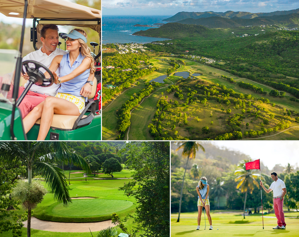 sandals Golf & Country CLub at Cap Estate