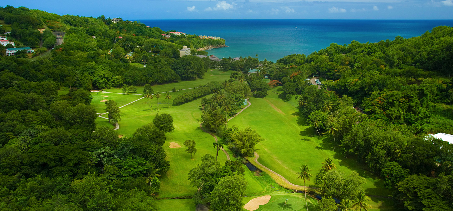 Golf in Saint lucia