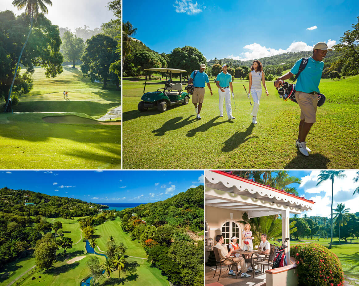 Sandals Regency La Toc Golf Club - resort course