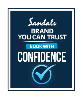 Sandals Book with Confidence