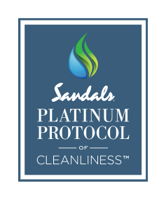 Sandals Platinum Protocols Of Cleanliness