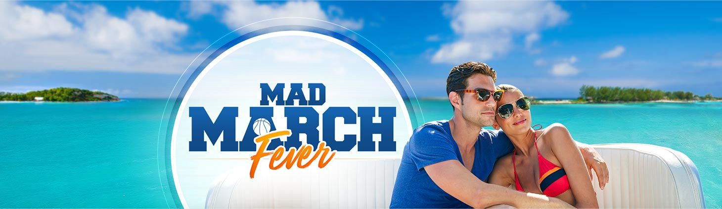 Mad March Fever Sale