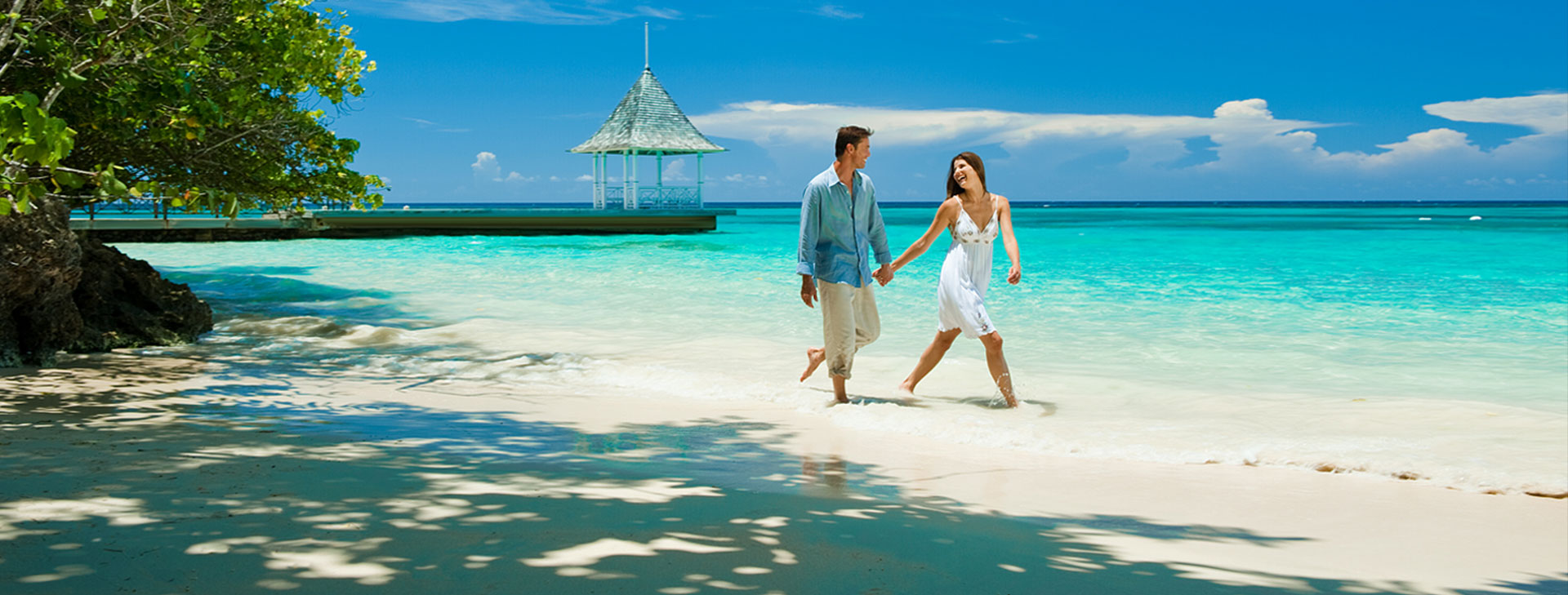 Win a Free 4-Day Vacation Sweepstakes at a Sandals Resort