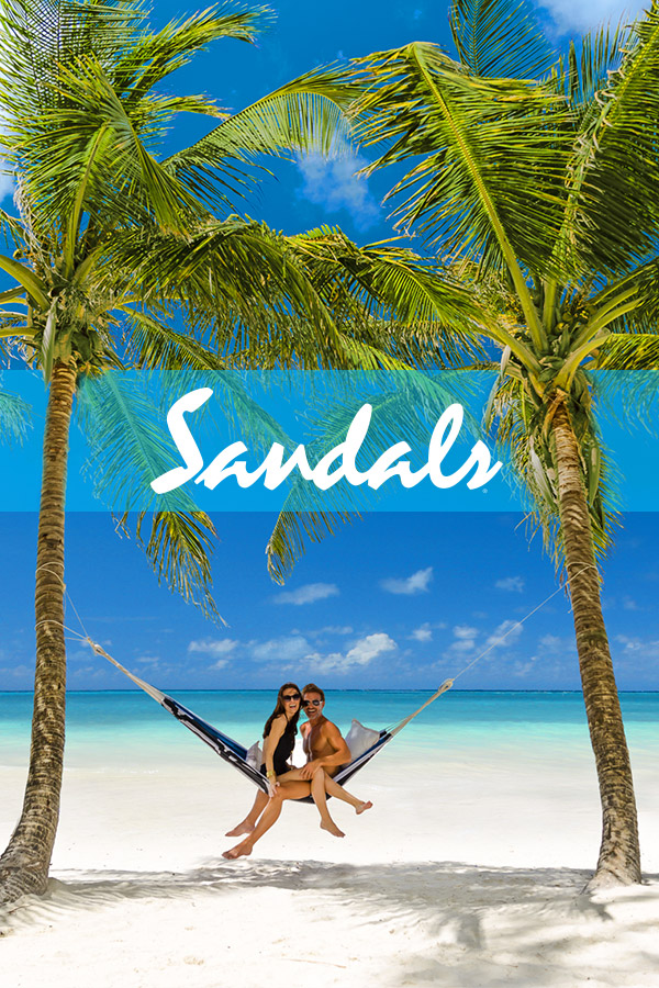 Sandals Resorts - Five Star All-Inclusive Luxury Vacations in the Caribbean