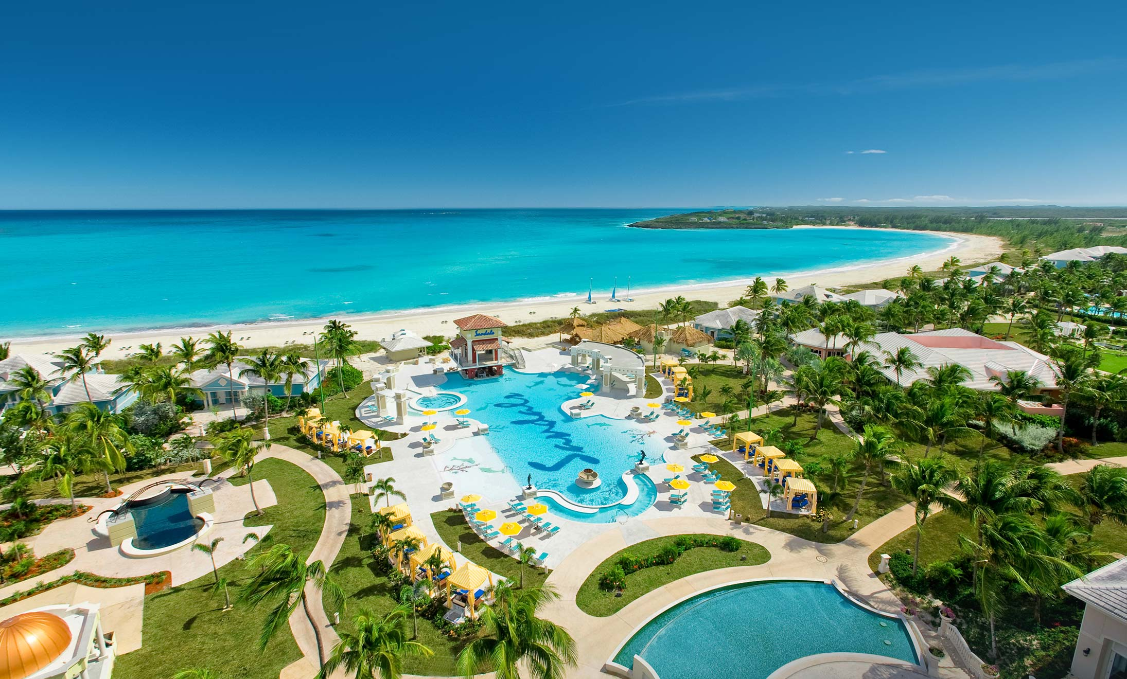 Sandals Resorts Caribbean 5Star Luxury Included Resorts