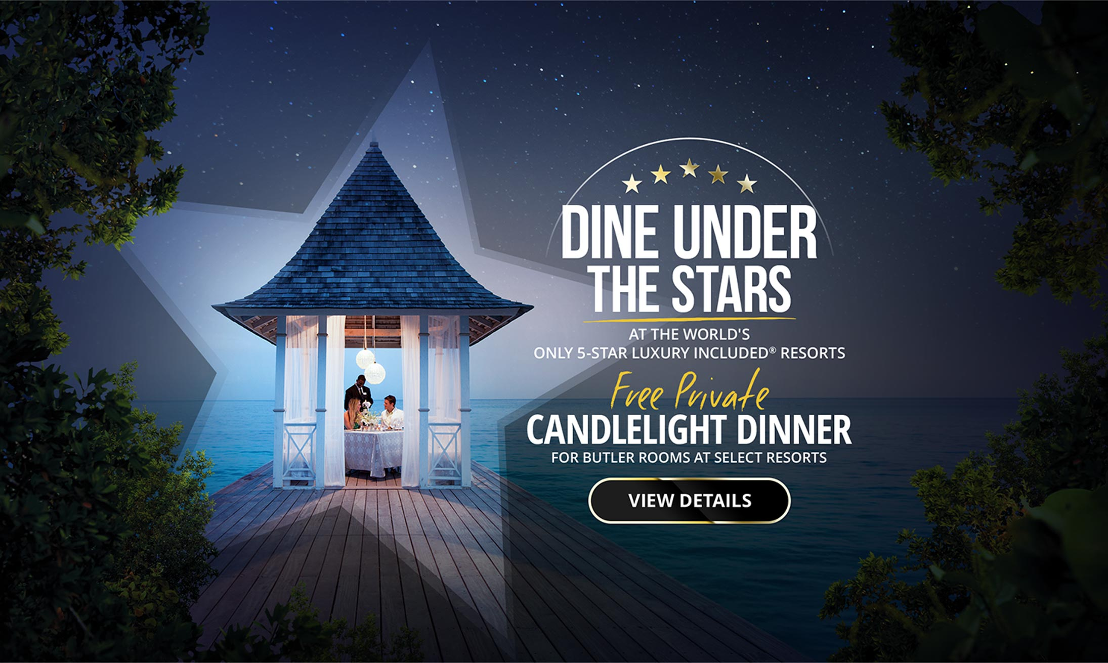 Sandals Resorts - Five Star All-Inclusive Vacations in the Caribbean