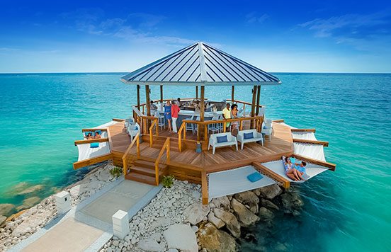 Sandals Resorts Win At The