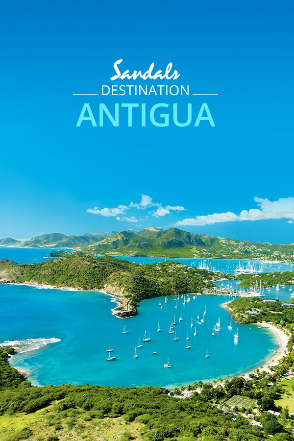 Sandals Antigua All Inclusive Resort Vacation Packages