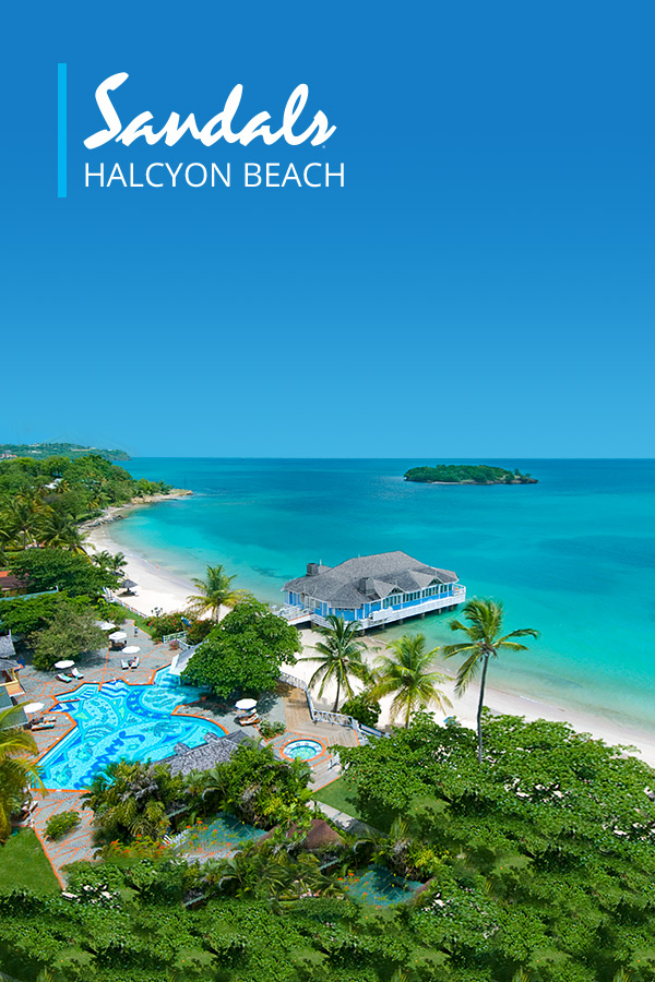 Sandals Halcyon Beach All Inclusive