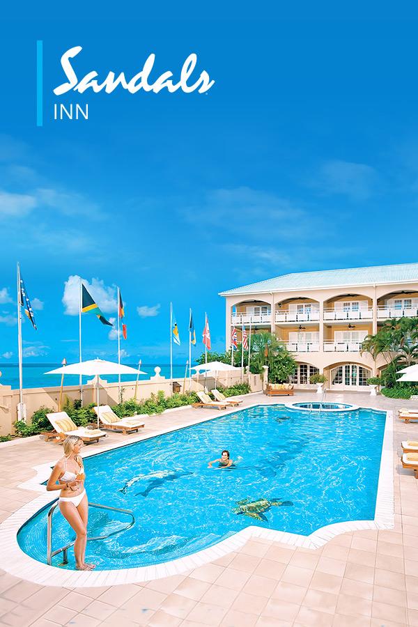 Sandals Inn Luxury All Inclusive Resort In Montego Bay