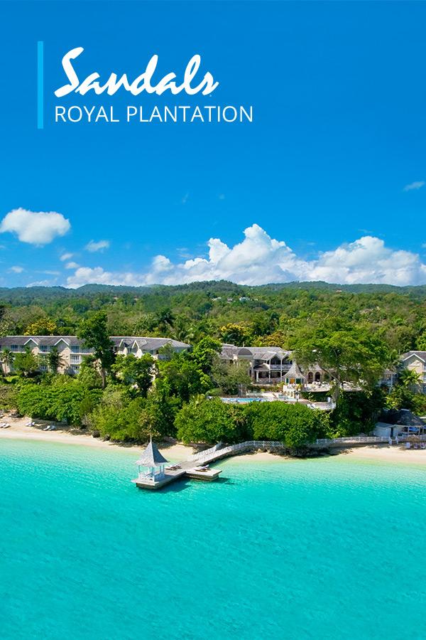 Sandals Royal Plantation All Inclusive Resort In Ocho