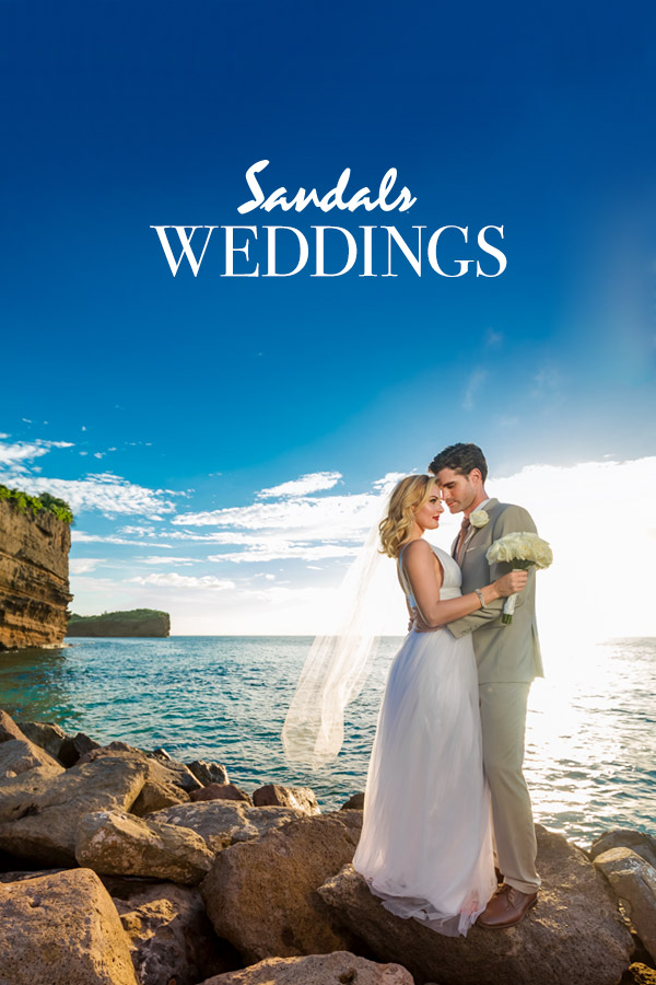 89938b1647ee5 All-Inclusive Caribbean Destination Wedding Packages | Sandals