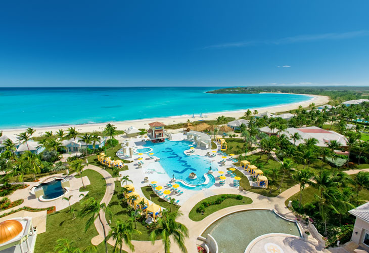 Sandals Emerald Bay Beach Pool