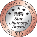 AAHS Five Star Diamond Award 2015