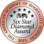 AAHS Six Star Diamond Award 2015