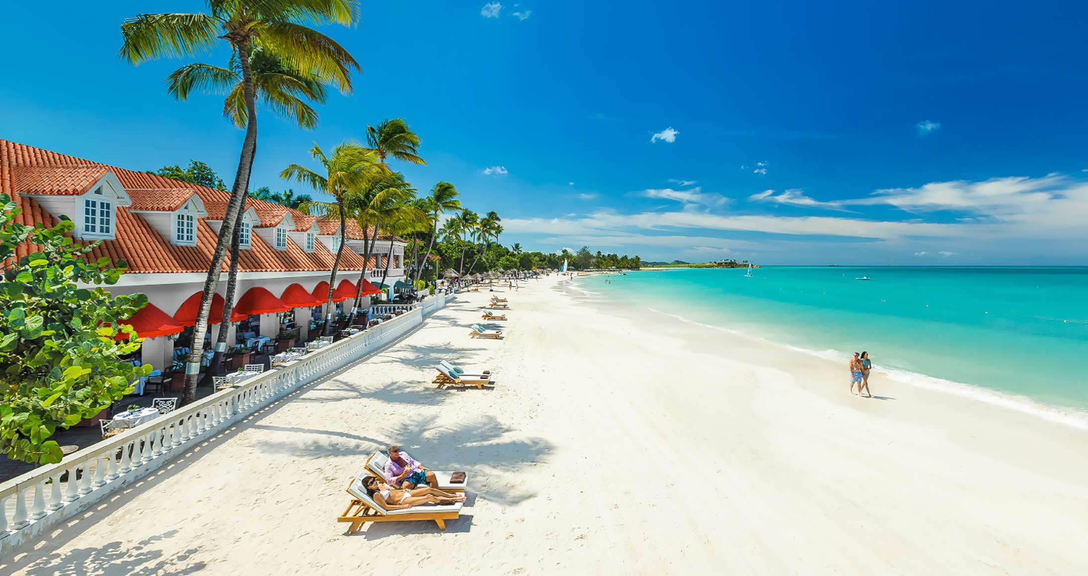 Sandals Grande Antigua Luxury Resort In St. Johns
