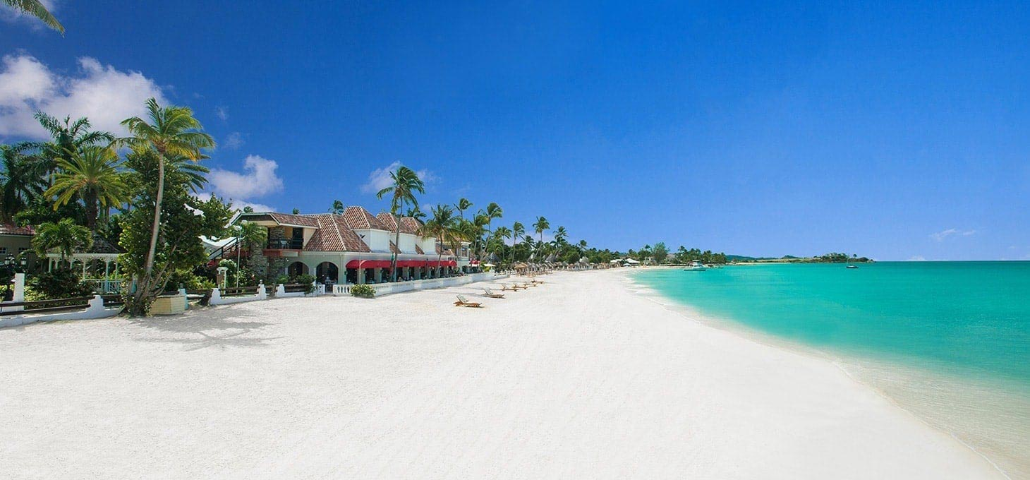 Caribbean Beachfront Village At Grande Antigua Sandals