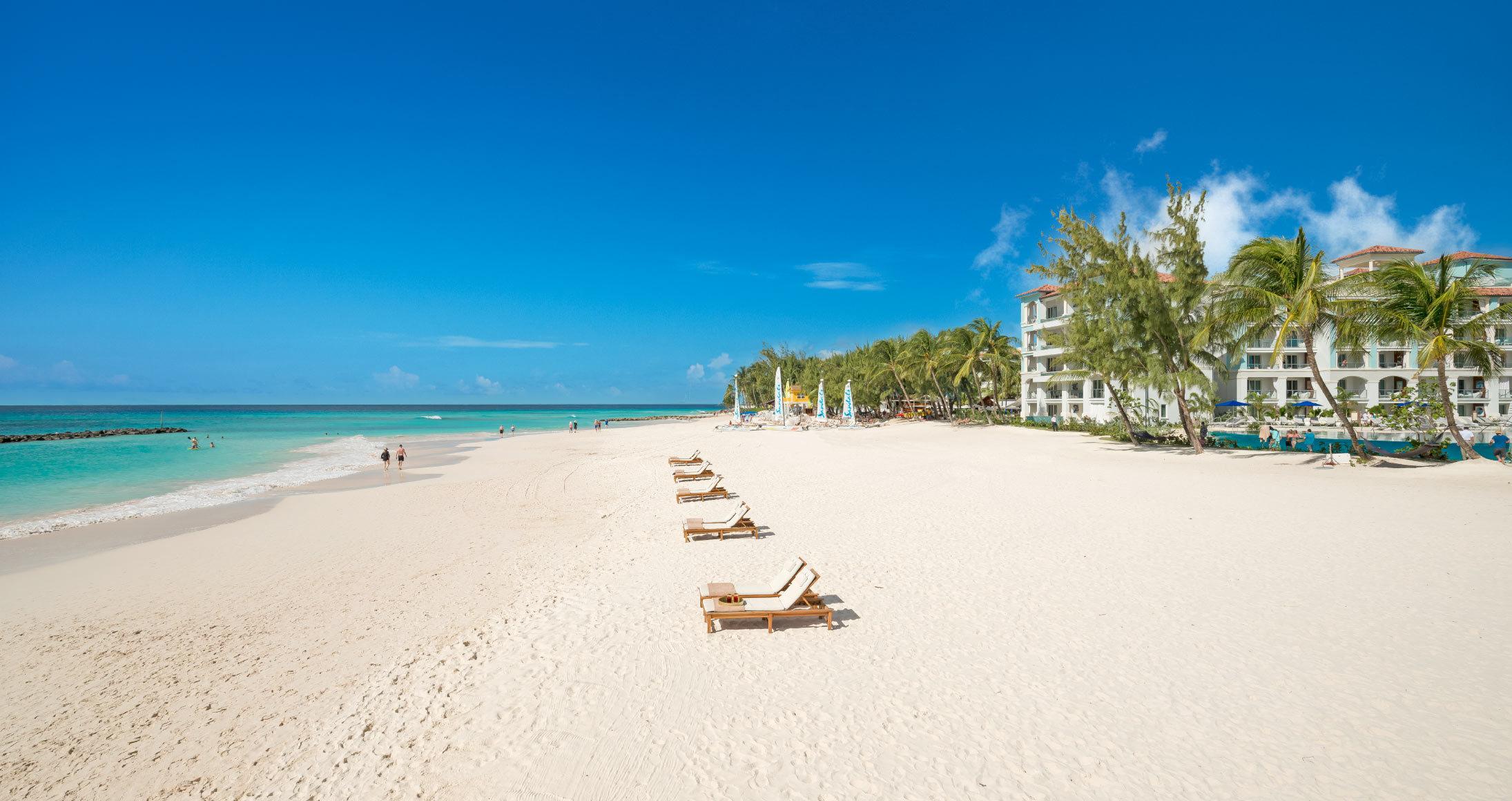 populära butiker erkända varumärken enormt lager SANDALS Royal Barbados - Luxury Resort in St. Lawrence Gap