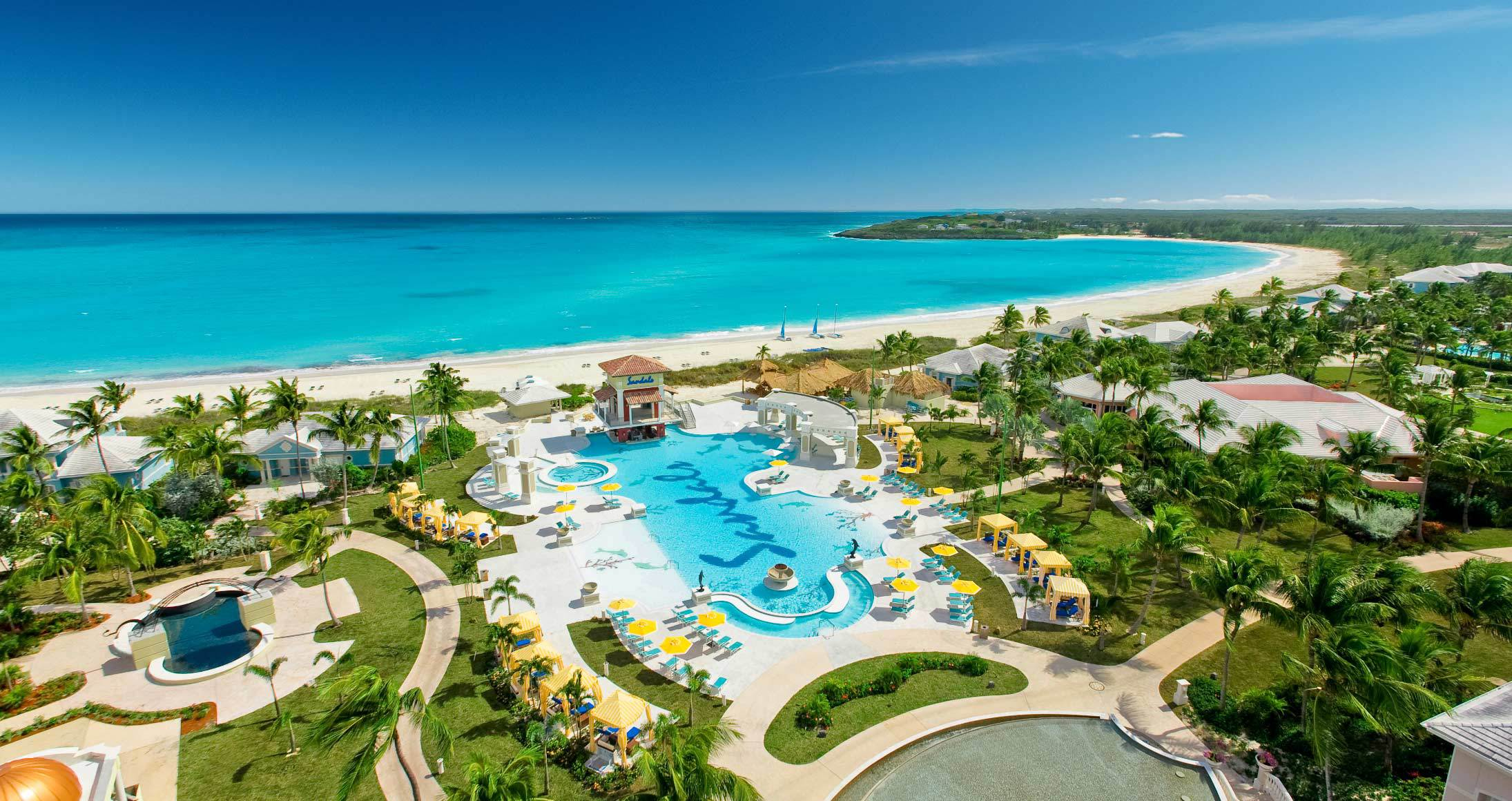 Sandals Emerald Bay All Inclusive Resort In Exuma