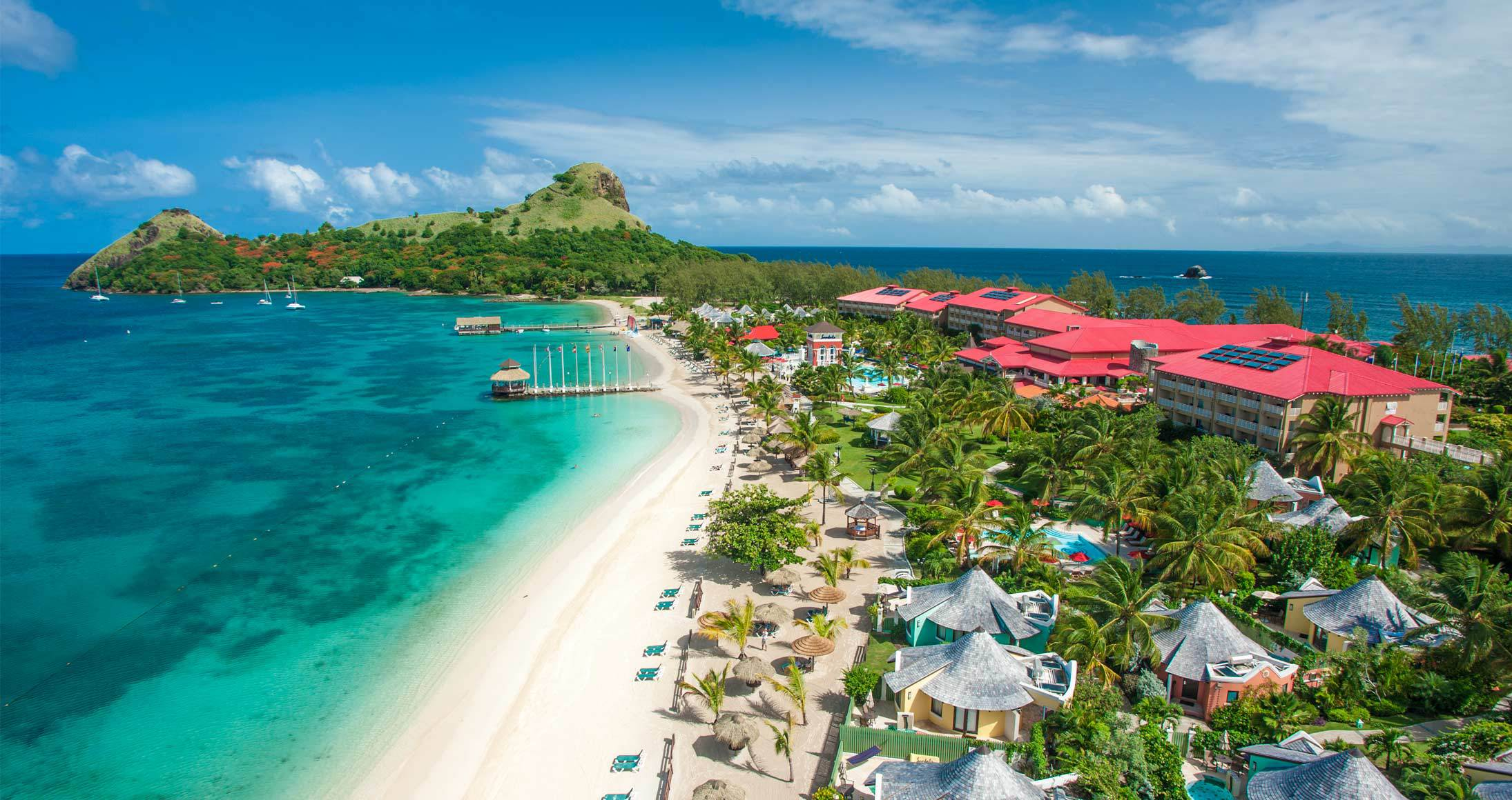 Sandals Grande St Lucian Luxury Resort in St Lucia  Sandals