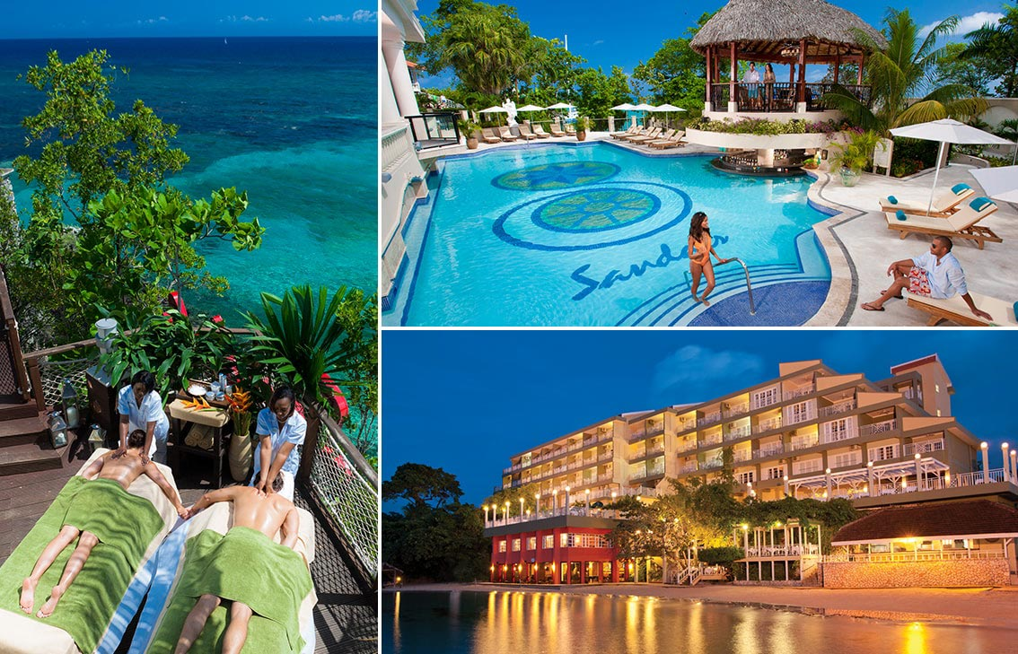 The Riviera At Grande Ocho Rios Resort In Jamaica Sandals