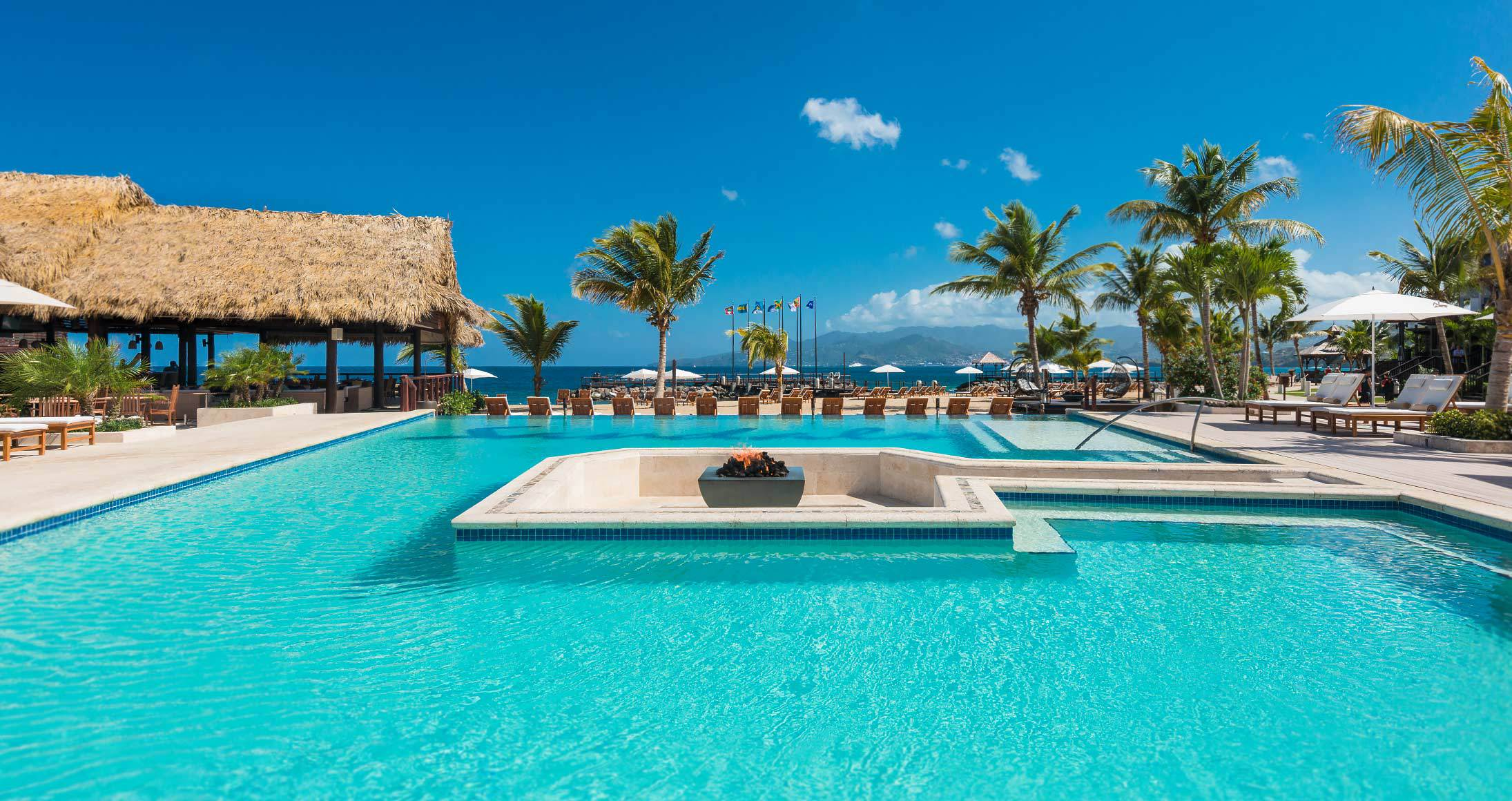 Sandals Grenada - All-Inclusive Resort on Pink Gin Beach, St