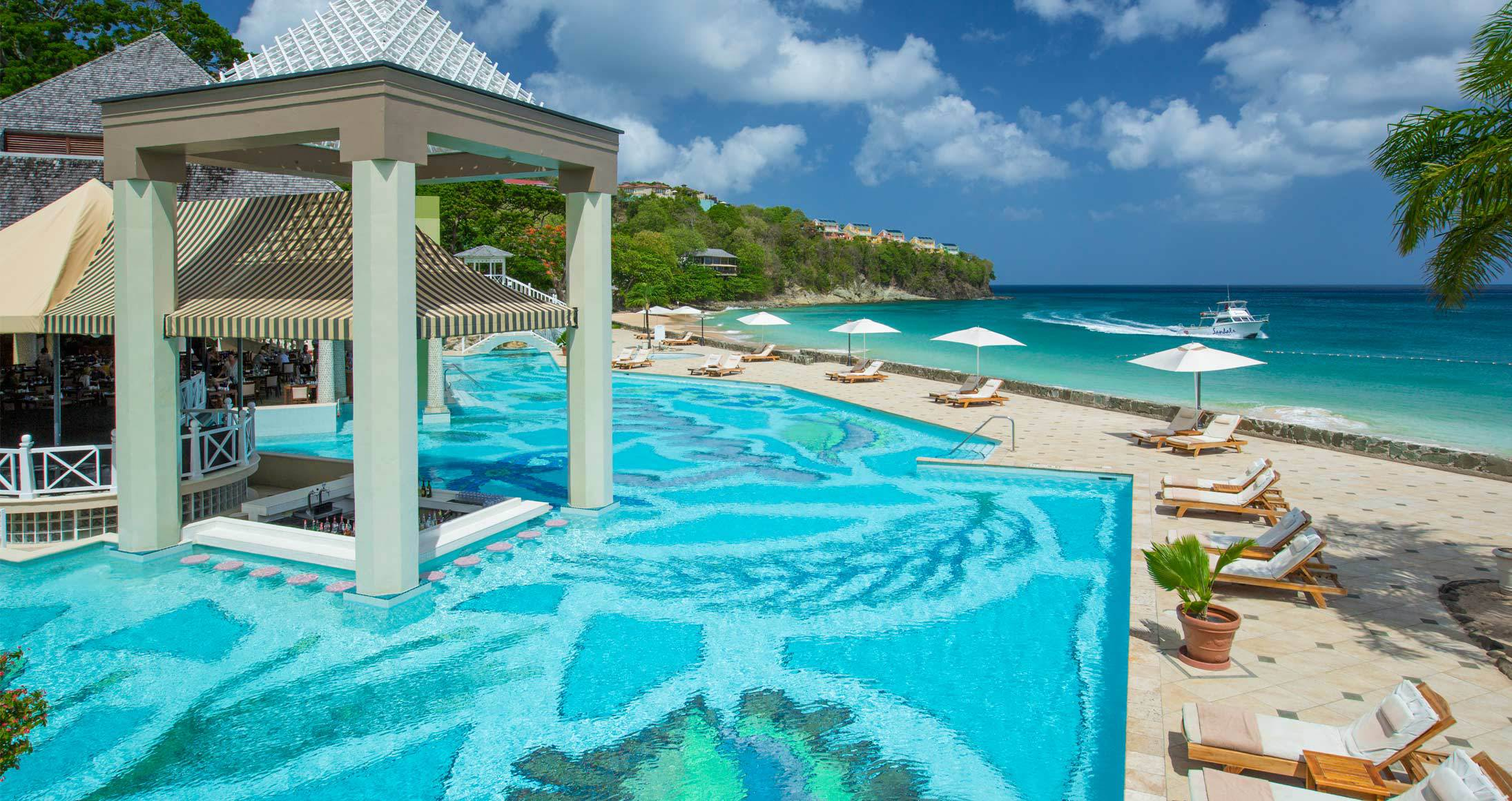 8afe3e7329b Sandals Regency La Toc Luxury Resort in Castries