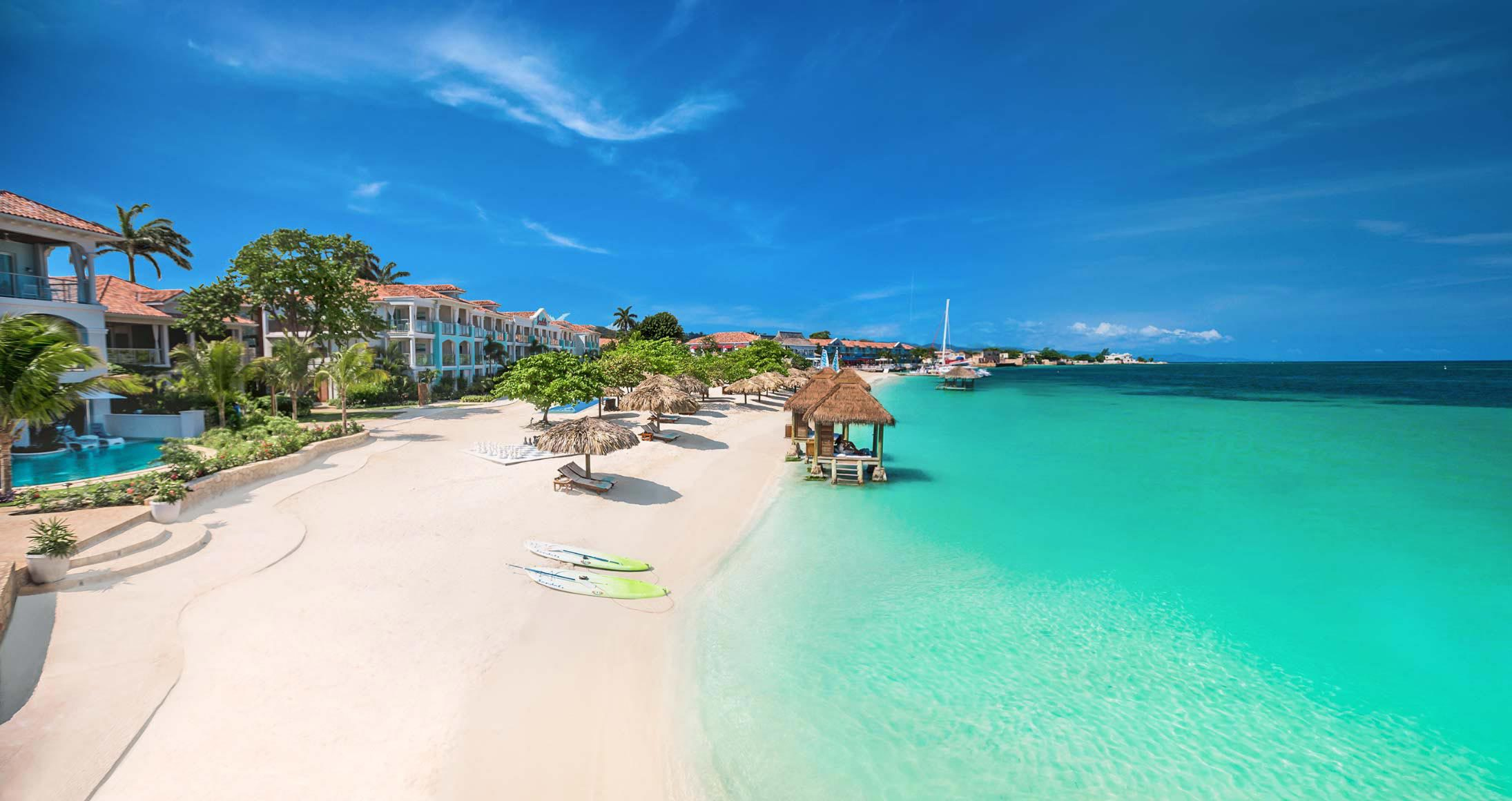 Sandals Montego Bay All Inclusive Resort In Jamaica