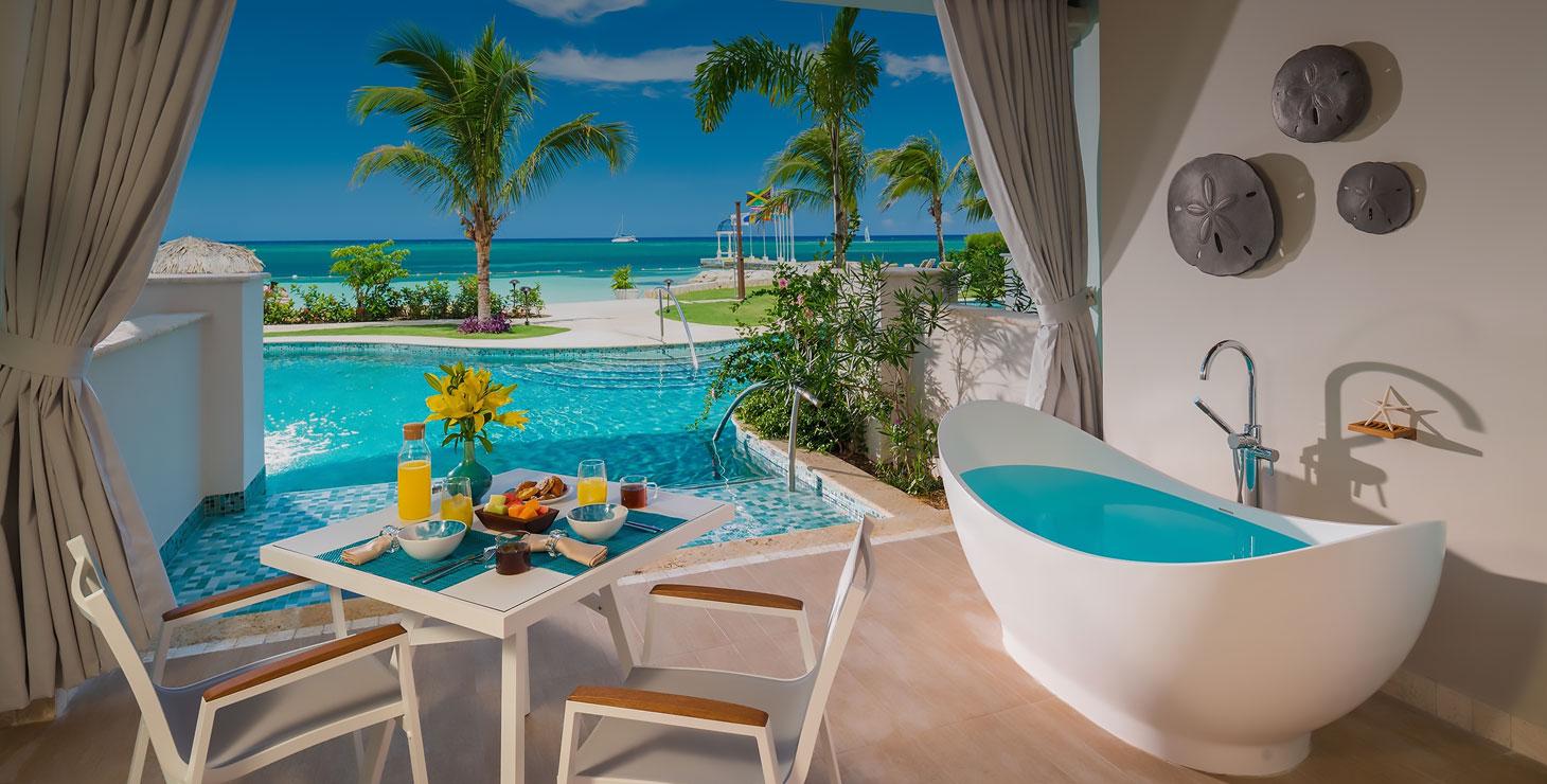 Sandals Montego Bay - All-Inclusive Luxury Resort in Jamaica