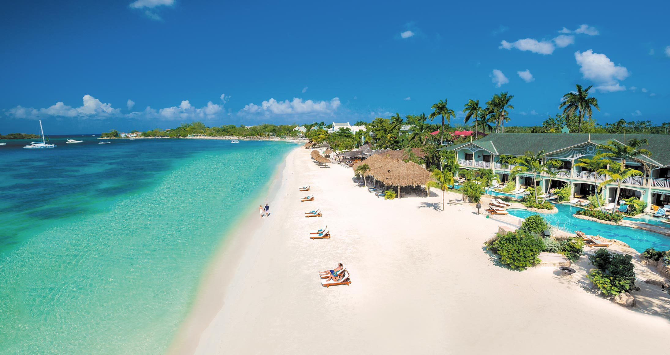 Sandals Negril All Inclusive Resort On
