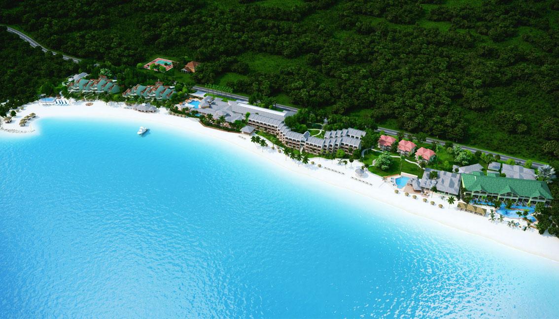 Maps Sandals Negril Resort In Jamaica