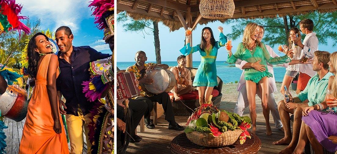 Private Off Shore Island At Sandals Royal Bahamian Resort