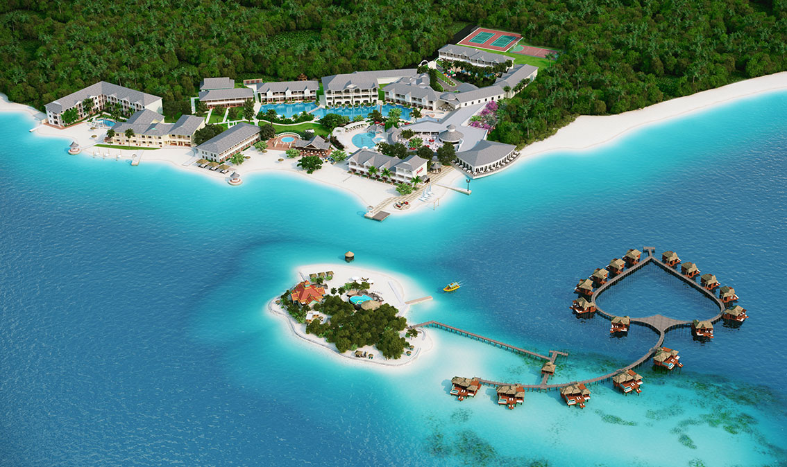 72027b045cce7 Maps - Sandals Royal Caribbean Resort in Jamaica